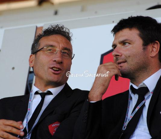 Grifo: il duo Goretti-Pizzimenti protagonista per altri due anni. Rinnovo fino al 2021 per direttore dell'area tecnica e direttore sportivo