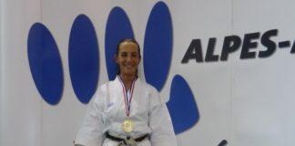 Baldelli brilla ancora nel karate. L'atleta perugina ha conseguito il quinto dan