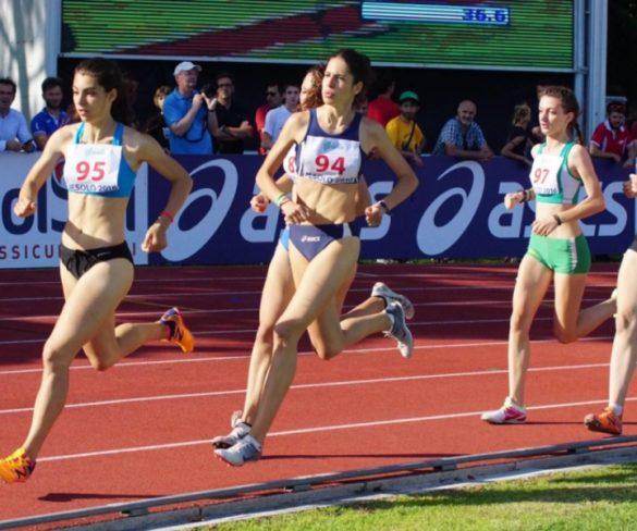Cus Perugia, qualche luce ai campionati italiani allievi di atletica leggera