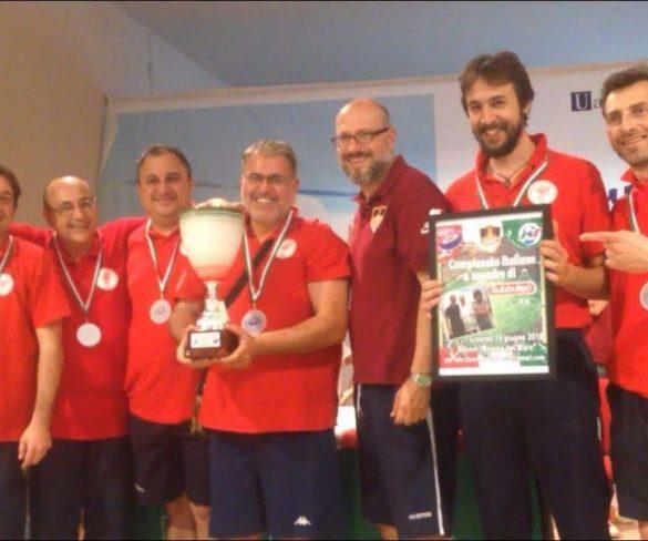 Subbuteo: il Perugia è campione d'Italia