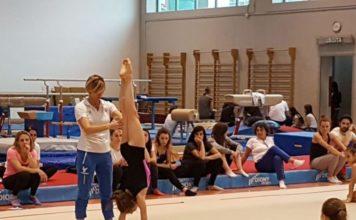 A Perugia i campionati nazionali di ginnastica artistica