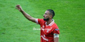 """Per Del Prete prova da leader, Di Carmine """"uomo-provvidenza"""". Il capitano è un muro e non fa passare un pallone, l'attaccante fa un gol pesantissimo nel recupero. Per Cerri altro assist"""