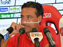 """Giunti: """"Ho sensazioni positive"""". Il tecnico del Perugia: """"Il Frosinone ha più qualità del Palermo. Noi dobbiamo alzare il livello delle giocate"""""""