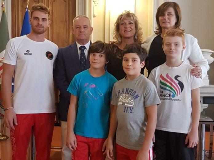 Trofeo Coni: quattro atleti umbri a Fermo. Tra questi anche due ginnasti della Fortebraccio Perugia