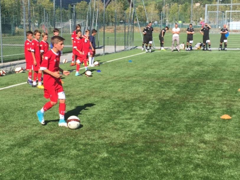 Vivai Di Calcio : Perugia calcio il vivaio riprende l attività u sportperugia