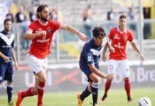 """Il Perugia a Brescia per vendicare due """"beffe"""". Nelle ultime due stagioni i Grifoni sono stati sempre rimontati negli ultimi minuti al """"Rigamonti"""""""