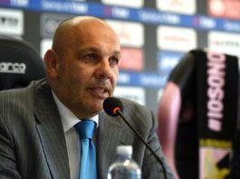 """Tedino: """"Volevo Vido, Nesta rimane un campione"""". Il tecnico del Palermo: """"Perugia costruito bene, dovremo azzannarli ed essere corti"""""""
