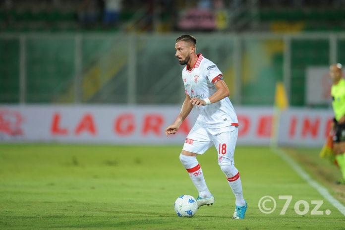 Ex: Del Prete si riaffaccia in B. L'ex capitano del Grifo ha siglato un contratto biennale con il neo-promosso Trapani