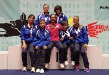 Baldelli, Monacchia e Culone trionfano ai mondiali di karate. Le atlete del Cus Perugia sul gradino più alto del podio nel kata master e nel kumite Under 21