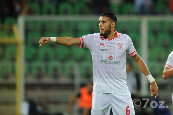 Perugia: Monaco è pronto al rilancio? Il difensore potrebbe essere schierato dal primo minuto. Per la sostituzione di Burrai c'è Dragomir