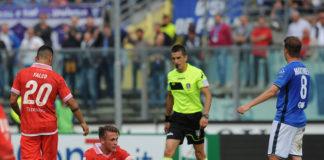 Col Verona c'è Marinelli: con lui il buono ed il cattivo tempo. Quattro i precedenti del Grifo con l'arbitro laziale di cui due sconfitte e due vittorie