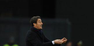 """Oddo: """"Ripartiamo dall'atteggiamento, Perugia di grande valore"""". Le parole in conferenza stampa del tecnico del Crotone, Massimo Oddo"""