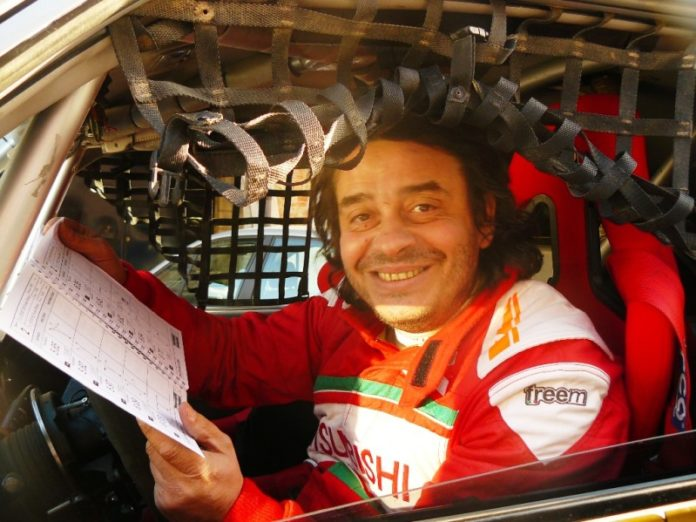 Gianluca Tassi non teme le insidie dell'Africa Eco Race. Il pilota disabile perugino: