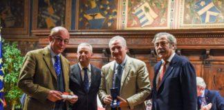 """Una stella d'oro per il Cus Perugia. La felicità del presidente Cavicchi per il riconoscimento del Coni: """"Ci riempe d'orgoglio"""""""