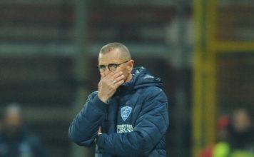 """Andreazzoli: """"I due gol presi non mi disturbano"""". Il tecnico dell'Empoli. """"Superiori al Perugia, intrapresa la strada giusta"""""""