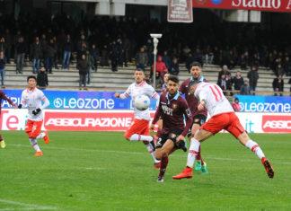 Anche i precedenti non mentono: Salerno campo ostile. Dai gol di Ravanelli e Pinto a quelli di Mazzeo, ma per il Grifo c'è una sola vittoria in Campania