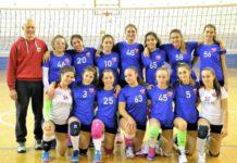 """Pallavolo Perugia: Under 16 di bronzo al """"Città di Bastia"""". Le ragazze di Capitini hanno centrato il terzo posto dopo una splendida due giorni di partite"""