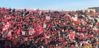 """Curva Nord: """"No alla ripartenza del calcio"""". Il tifo organizzato del Perugia prende posizione"""