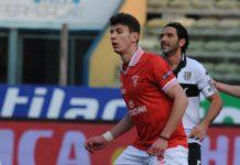 """Magnani-Grifo: esperienza breve ma intensa. Il saluto del calciatore: """"Perugia, grazie di cuore, l'avventura a Sassuolo la devo anche a te"""""""