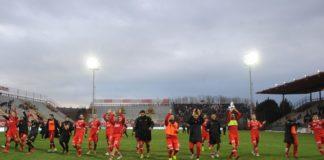 """Il Perugia batte anche il Foggia, al """"Curi"""" finisce 2-0. Vale come un Diamanti la quarta vittoria consecutiva del Grifo, apre le marcature Cerri"""