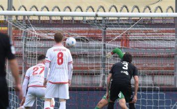 """Cerri e Bianco """"purgano"""" lo Spezia, al """"Curi"""" non c'è partita: finisce 3-0"""
