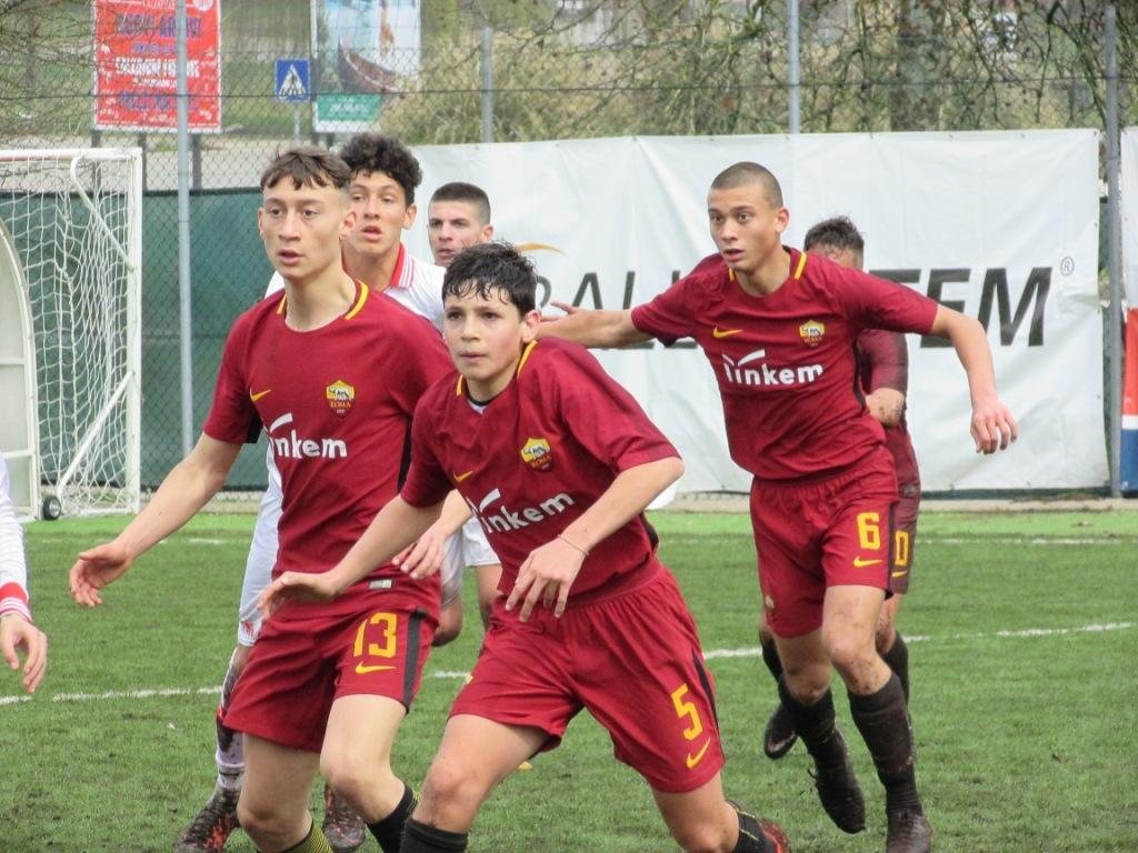 ea5efae15e Perugia: under 16 e 15 ko contro la Roma — SportPerugia.it