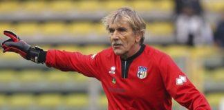 """Il Dott. Boranga: """"Ora mi tuffo sul divano"""". Il 77enne ex portiere di Perugia e Cesena: """"Preoccupato ma per la mia famiglia, se mi prende il virus me lo mangio. Ora faccio sport nel mio balcone"""""""