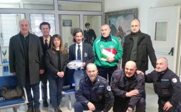 Protocollo d'intesa tra la Fijlkam Umbria e la Polizia Penitenziaria