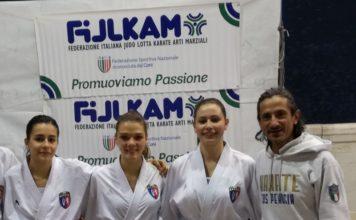 """L'Umbria del karate a caccia di punti nella """"Serie A"""" austriaca"""