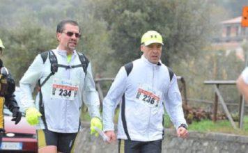 """Podismo, """"Strasimeno"""" 2018: l'umbro Luca Aiello taglia il traguardo"""