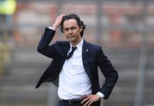 Il giudice sportivo punisce il Venezia. Squalifica per mister Inzaghi ed il difensore Frey in vista del preliminare, Perugia ok