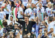 """A Sirci il premio """"We build 2018/2019"""". Il Kiwanis Club Perugia Etrusca ha deciso di insignire di tale riconoscimento il presidente della Sir Volley"""
