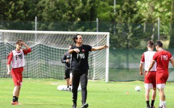 """Grifo: ancora riposo e poi """"play-off in gondola"""". Dopo la gara di Empoli mister Nesta ha indetto tre giorni di stop ai lavori"""