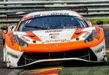 Il team perugino Rs Racing De Poi sul podio a Spa. Bella prova della Ferrari di Andrea Montermini e Daniele Di Amato nella tappa belga dell'International Gt Open