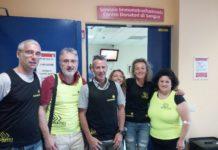 Podismo e solidarietà: L'Unatici Ellera Corciano in prima linea. Gli atleti della società perugina protagonisti di una donazione di sangue al centro trasfusionale