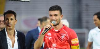 """Per Bianco saluto da capitano: """"Che sia l'anno buono"""". L'ex centrocampista del Grifo: """"Un onore difendere i colori biancorossi e indossare la maglia del Perugia"""""""