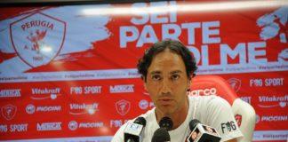 """Nesta: """"Col Foggia vittoria a tutti i costi"""". Il tecnico del Perugia: """"Qualche cambio? Vedremo. E ogni tanto vorrei vincere 1-0..."""""""