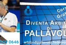 Guarda il volley in prima fila. Diventa arbitro!