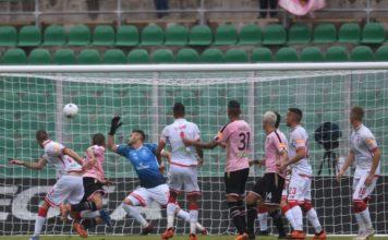 Grifo, così non va: a Palermo è 4-1. I rosanero schiantano un inconsistente Perugia. Doppietta di Nestorovski, ora testa subito al Carpi