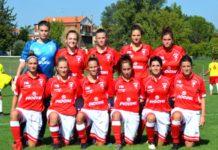 Vince solo il Perugia Femminile: 0-2 in casa della Jesina. Verdi ed un'autorete spianano la strada alle Grifoncelle verso gli ottavi di Coppa Italia