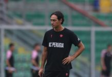 """Nesta: """"Faremo comunque un buon campionato"""". Il tecnico del Perugia: """"Palermo fortissimo, non dobbiamo deprimerci nonostante un brutto match"""""""
