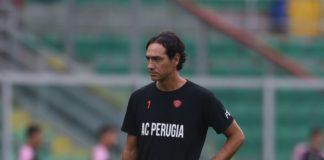 """Nesta: """"Attenti alla voglia di rivalsa del Livorno"""". Il tecnico del Grifo: """"Atteggiamento in trasferta sempre stato giusto, Vido deve sapersi isolare"""""""