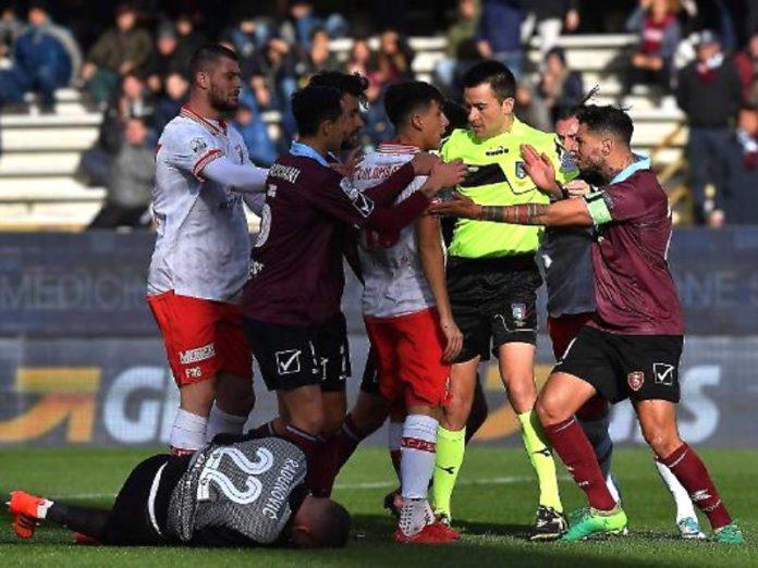 Grifo: la designazione ha scelto Rapuano. Sarà il fischietto riminese a dirigere il match di Pescara. Con lui gioie e dolori