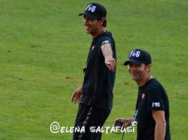 """Nesta: """"A Palermo per dire la nostra"""". Il tecnico del Grifo: """"Cercheremo di mettergli paura. Han? Cose che capitano"""""""