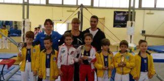 Fortebraccio Perugia protagonista tra Terni e Foligno. Gli atleti di ginnastica ritmica della società perugina hanno riportato ottimi risultati nei due eventi regionali