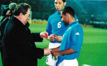 Tempo di Nazionale: quando l'azzurro aveva casa a Perugia. Gaucci, Materazzi, Liverani e l'amichevole al Curi