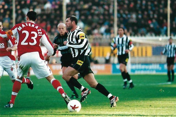 Zizou vs Materazzi: