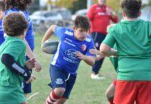 Under 14: il derby del rugby va a Perugia. I giovani biancorossi hanno battuto i pari età ternani per 28-20. E lo weekend è pieno di impegni per le altre formazioni