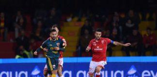"""Spezia-Perugia senza tre centrocampisti. Mora e Ricci dei liguri e Bianco dei grifoni sono squalificati per la sfida del """"Picco"""""""
