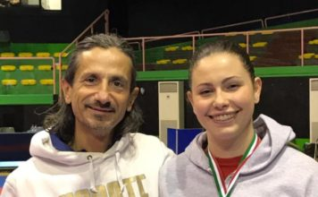 "Una perugina all' ""Olympic Training Camp di Karate"". Alin Coulon del Cus Perugia dentro la lista dei 60 atleti che parteciperanno all'importante evento"